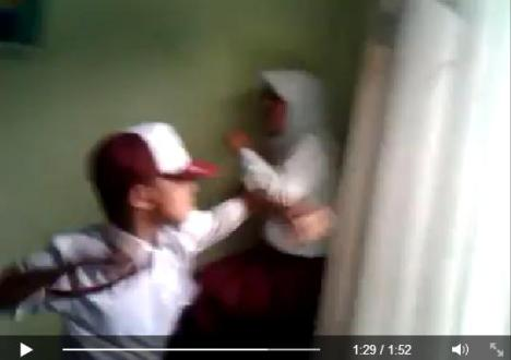 Bullying SD Bukit Tinggi 2