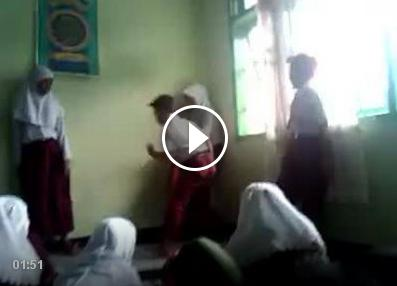 Bullying SD Bukit Tinggi