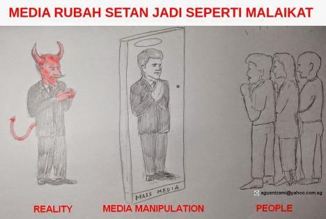 media setan