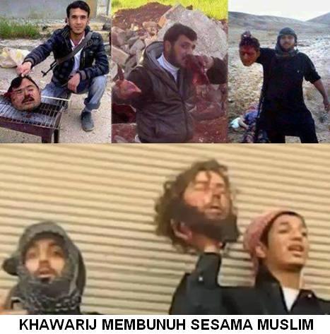 Khawarij bunuh Muslim