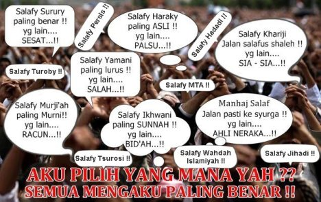 salafy-wahabi