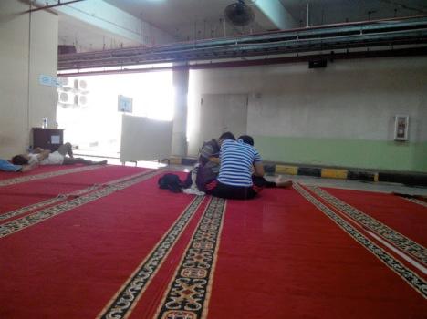 Masjid Parkir 2