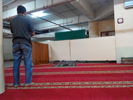 Masjid Parkir 3