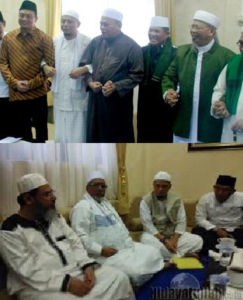 Abu Jibril dan Arifin Ilham