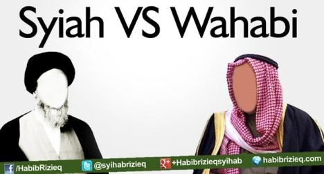 SYIAH VS WAHABI