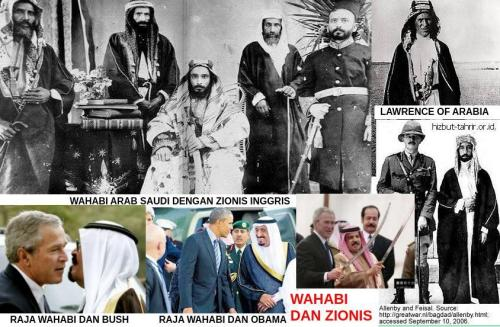 WAHABI DAN ZIONIS