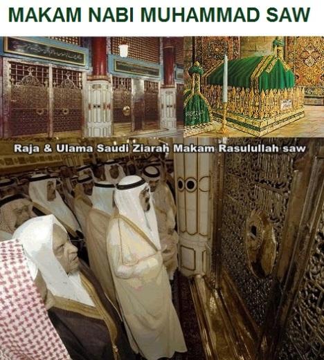 Makam Nabi Muhammad
