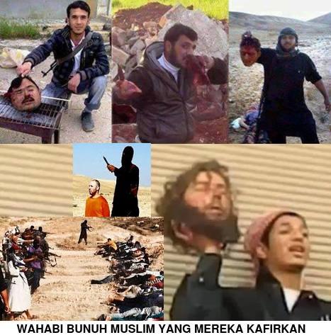 wahabi bunuh muslim