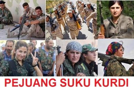 Pejuang Suku Kurdi