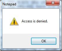 accessisdenied