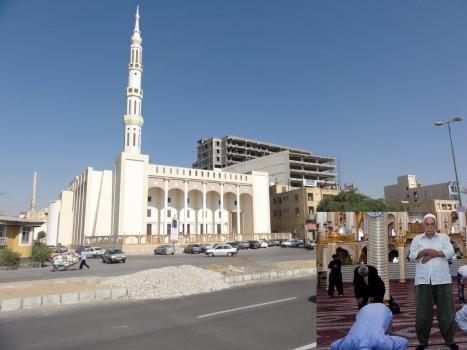 Masjid Sunni di Iran