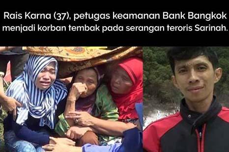 Korban Teroris