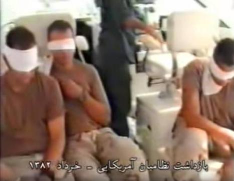 Tentara AS Ditangkap Iran 2