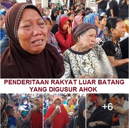 Penderitaan Rakyat Luar Batang
